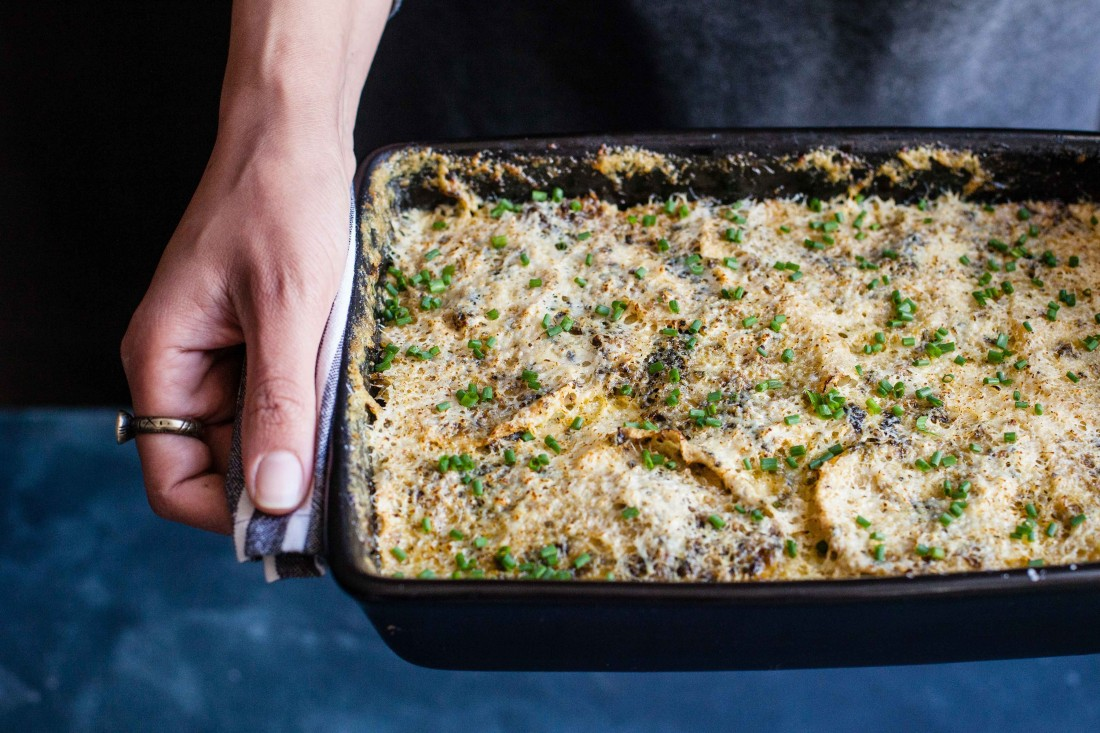 Pesto Princess © Vegetable Gratin