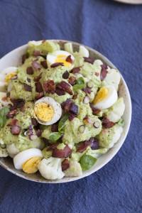 Pesto Princess © Cauliflower Salad