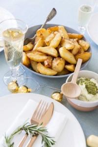 Pesto Princess © Roast Potatoes