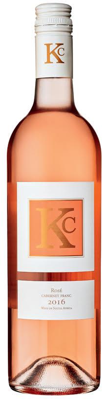Klein Constantia KC Cabernet Franc Rosé 2016