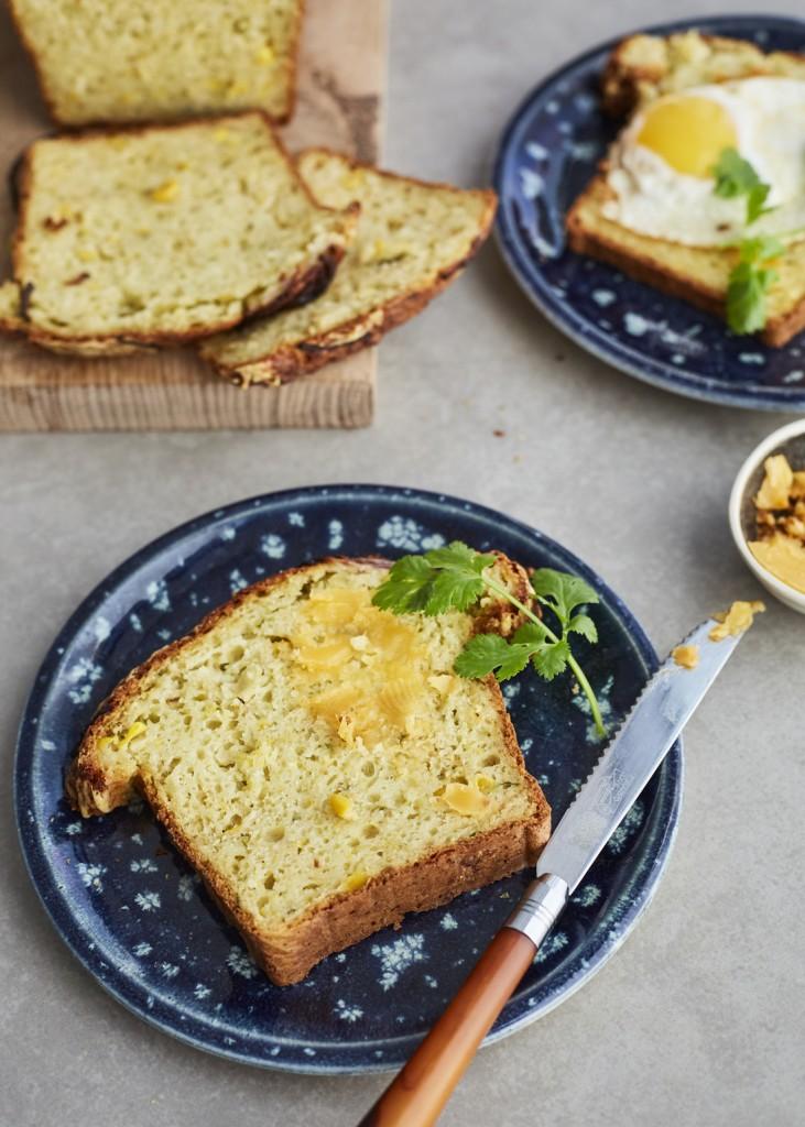 Pesto Princess © Easy-Cheesy Mielie Bread