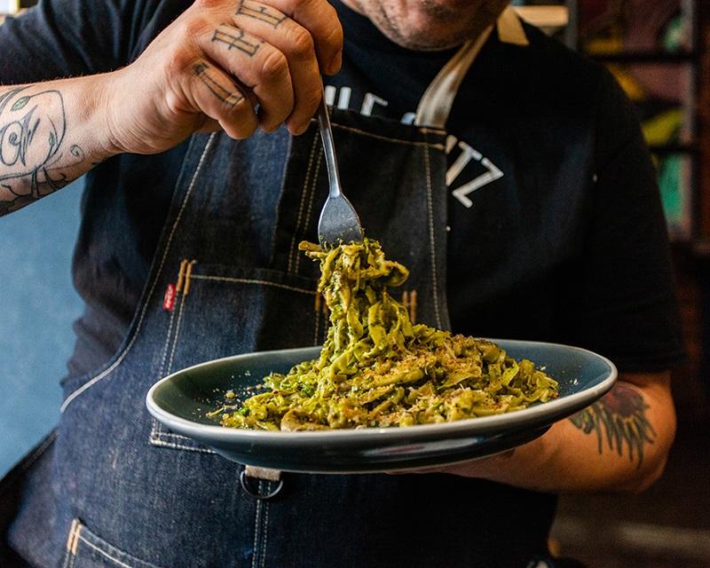 Pesto Princess House of H Pasta