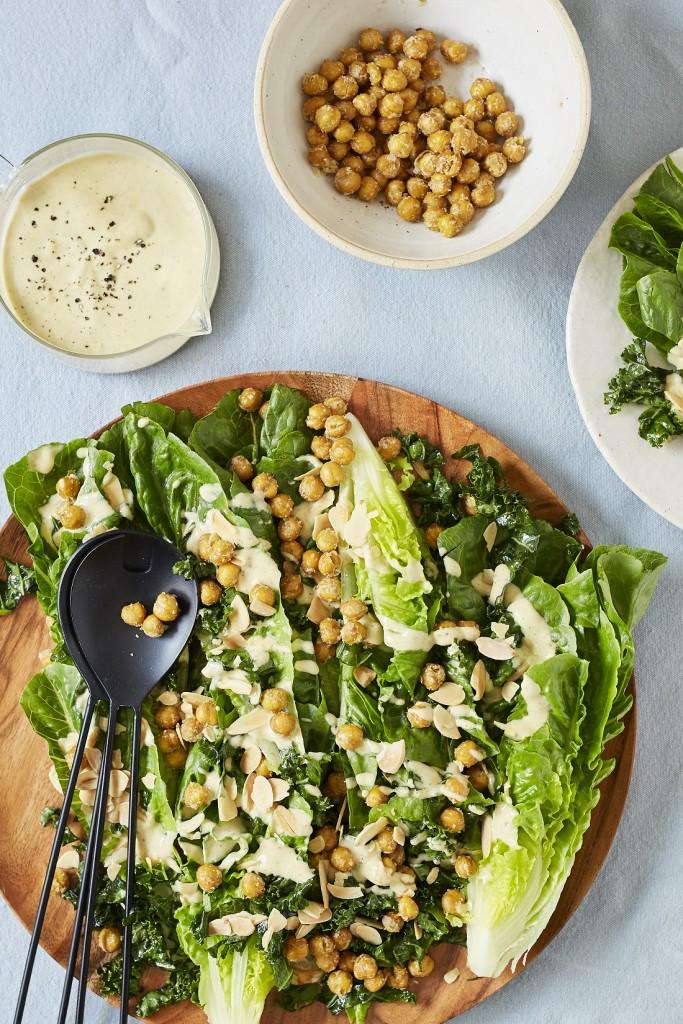 Pesto Princess © Caesar Salad
