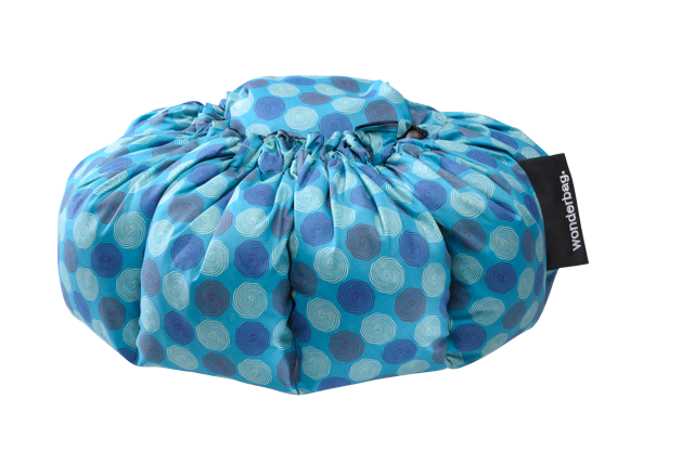A beautiful royal blue Wonderbag