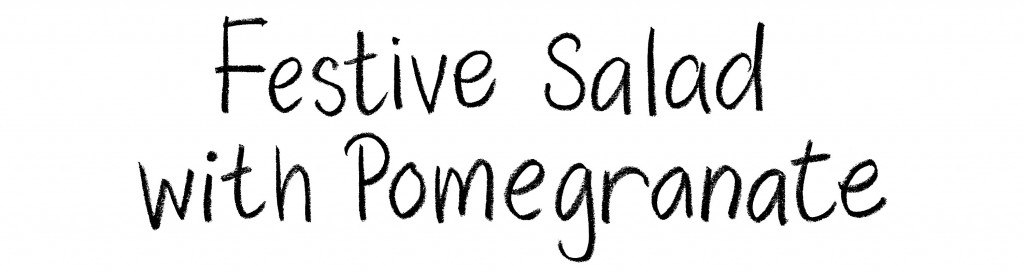 festive-salad-with-pomegranate