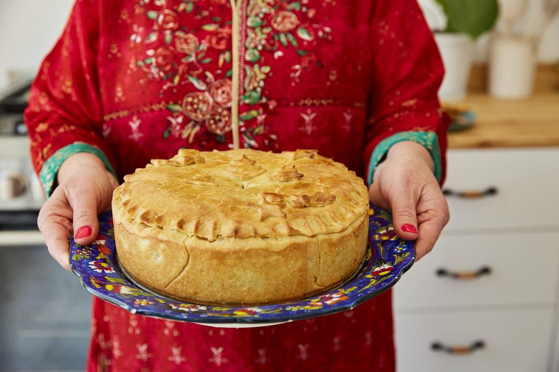 Christmas Pie 1