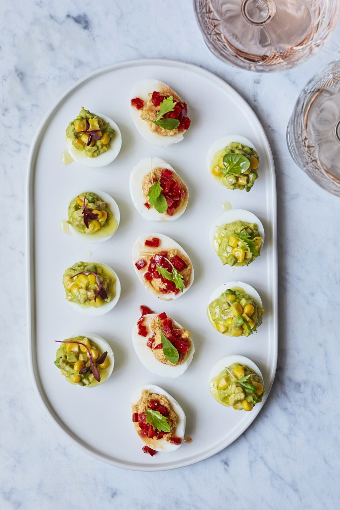 Pesto Princess © Deviled Eggs