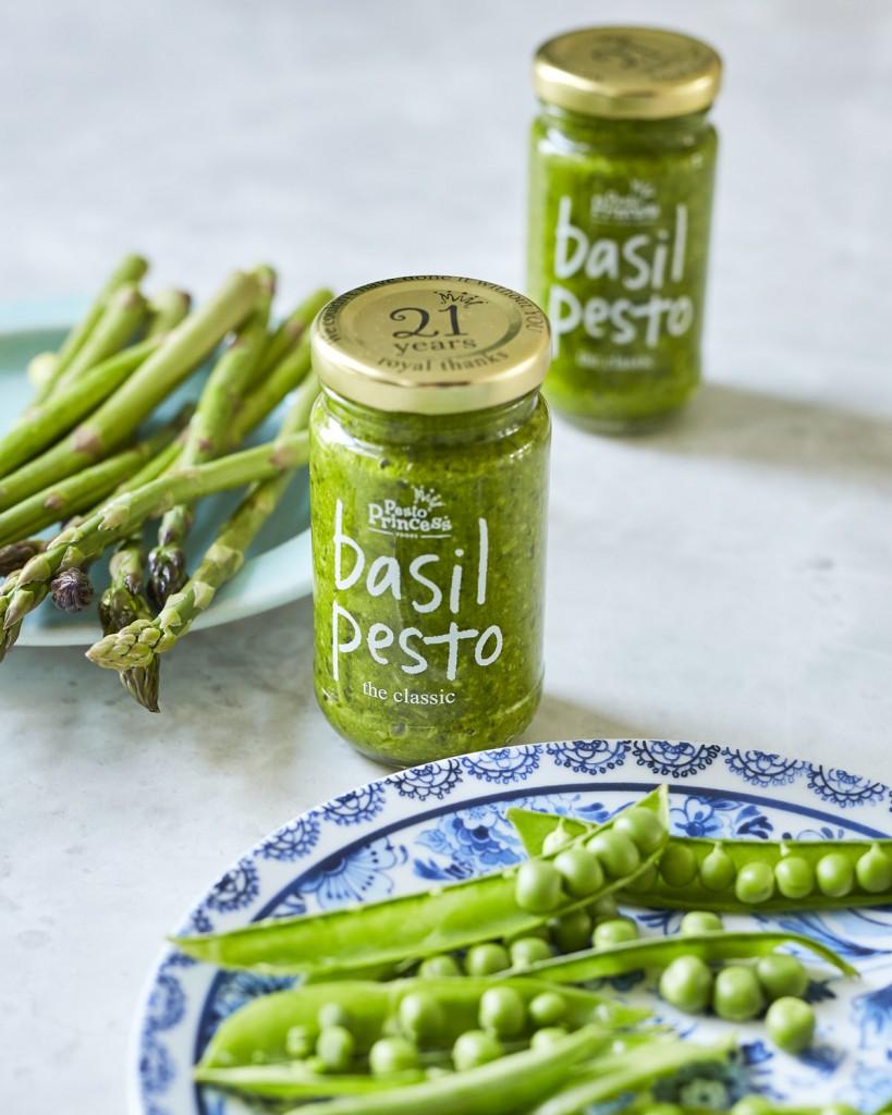 Pesto Princess © Basil Pesto